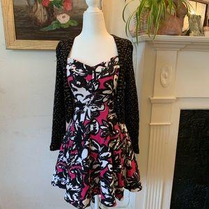 {Betsy Johnson} Vintage Date Dress